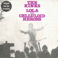 Cover The Kinks - Lola (Live)