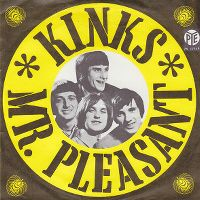 Cover The Kinks - Mr. Pleasant