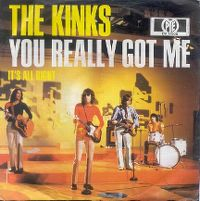 Cover The Kinks - You Really Got Me