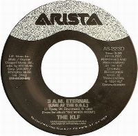 Cover The KLF - 3 A.M. Eternal