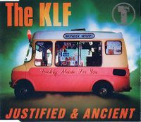 Cover The KLF - Justified & Ancient
