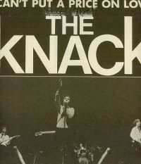 Cover The Knack - Can't Put A Price On Love