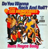 Cover The Les Humphries Singers - Do You Wanna Rock And Roll?