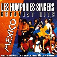 Cover The Les Humphries Singers - Greatest Hits - Mexico
