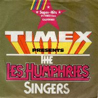 Cover The Les Humphries Singers - It's Timex Time