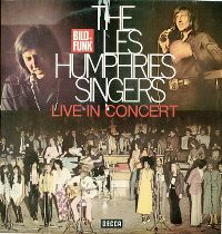 Cover The Les Humphries Singers - Live In Concert