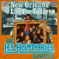 Cover The Les Humphries Singers - New Orleans