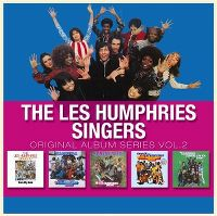 Cover The Les Humphries Singers - Original Album Series Vol. 2