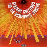 Cover The Les Humphries Singers - Seasons Greetings