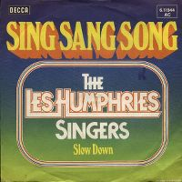 Cover The Les Humphries Singers - Sing Sang Song