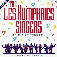 Cover The Les Humphries Singers - Spirit Of Freedom