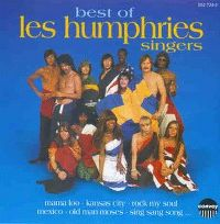 Cover The Les Humphries Singers - The Best Of The Les Humphries Singers