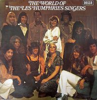 Cover The Les Humphries Singers - The World Of The Les Humphries Singers