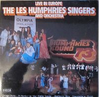 Cover The Les Humphries Singers And Orchestra - Live In Europe