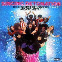 Cover The Les Humphries Singers And Orchestra - Singing Detonation