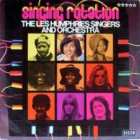 Cover The Les Humphries Singers And Orchestra - Singing Rotation