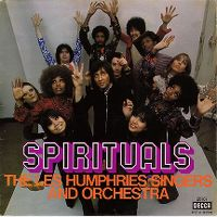 Cover The Les Humphries Singers And Orchestra - Spirituals