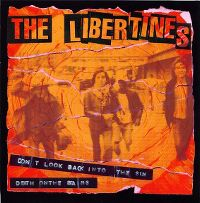 Cover The Libertines - Don't Look Back Into The Sun