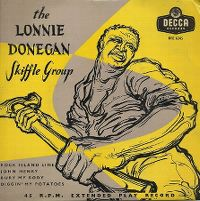 Cover The Lonnie Donegan Skiffle Group - Rock Island Line