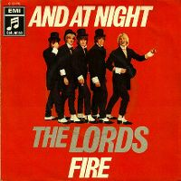 Cover The Lords - And At Night