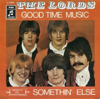 Cover The Lords - Good Time Music