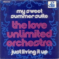 Cover The Love Unlimited Orchestra - My Sweet Summer Suite