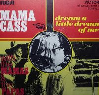 Cover The Mamas & The Papas - Dream A Little Dream Of Me