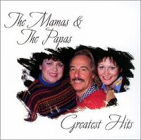 Cover The Mamas & The Papas - Greatest Hits