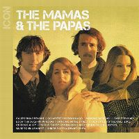 Cover The Mamas & The Papas - Icon