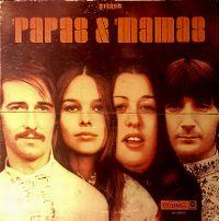 Cover The Mamas & The Papas - The Papas & The Mamas