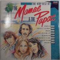 Cover The Mamas & The Papas - The Very Best Of The Mamas & Papas (NL)