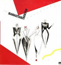 Cover The Manhattan Transfer - Extensions