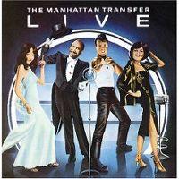 Cover The Manhattan Transfer - Live