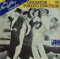 Cover The Manhattan Transfer - Operator
