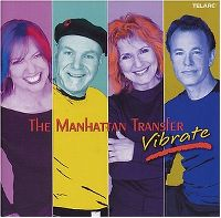 Cover The Manhattan Transfer - Vibrate