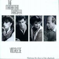 Cover The Manhattan Transfer - Vocalese