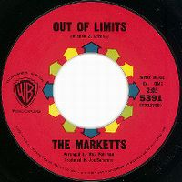 Cover The Marketts - Out Of Limits