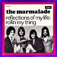 Cover The Marmalade - Reflections Of My Life