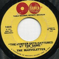 Cover The Marvelettes - The Hunter Gets Captured By The Game