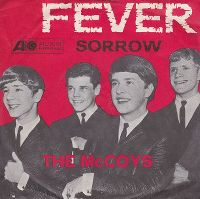 Cover The McCoys - Fever