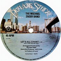 Cover The Michael Zager Band - Let's All Chant