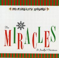 Cover The Miracles - A Soulful Christmas