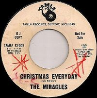 Cover The Miracles - Christmas Everyday