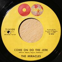 Cover The Miracles - Come On Do The Jerk