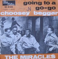 Cover The Miracles - Going To A Go-Go