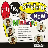 Cover The Miracles - I'll Try Something New