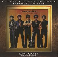 Cover The Miracles - Love Crazy