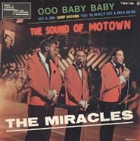 Cover The Miracles - Ooo Baby Baby