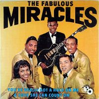 Cover The Miracles - The Fabulous Miracles