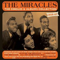 Cover The Miracles - The Singles & Albums Collection 1958-62
